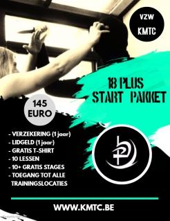 18 Plus Start Pakket