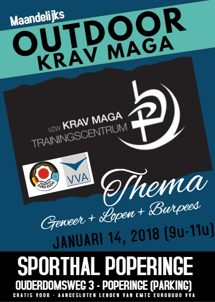 Outdoor Krav Maga 201801