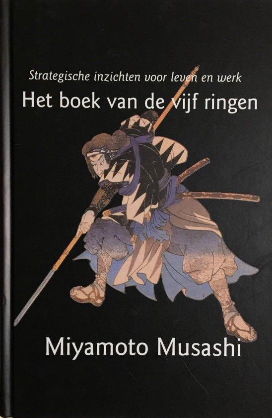 Het boek van de vijf ringen